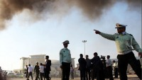 İran'da ele geçirilen 20 ton uyuşturucu törenle imha edildi