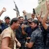 Musul'dan zafer görüntüleri