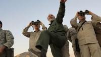 İran Genelkurmay Başkanı Suriye'deki savaş meydanını yakından ziyaret etti