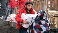 Suriye Devleti Deyrezzor Halkının Yaralarını Sarıyor
