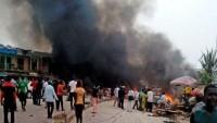 Nijerya'da camiye intihar saldırısı: 50 ölü