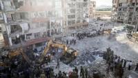 FOTO: İran'daki deprem sonrası hasardan kareler