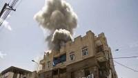 Suudi Savaş Uçakları Yemen'in kuzeyine Saldırdı!