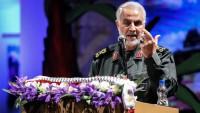 Kasım Süleymani: Siyonist Rejim hayatta kalmayacak