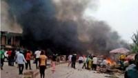 Nijerya'da intihar saldırısı: 21 ölü, 22 yaralı