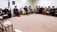 Uzmanlar Meclisi üyeleri, İnkılap Rehberi ile görüştü