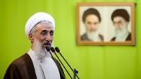 Tahran Cuma Hatibi: İsrail'in ortadan kalkacağı tarih daha da yaklaştı