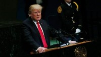 """ABD Başkanı Trump'tan BM'de """"İran"""" (!) açıklaması"""