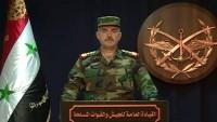 Suriye Ordusu: DOĞU GUTA TERÖRİSTLERDEN KURTARILDI
