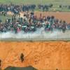 Foto: Kahraman Filistin Halkının Büyük Dönüş Yürüyüşünden Kareler…