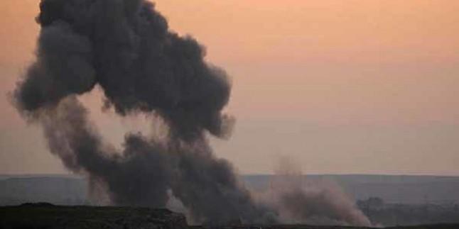 İsrail saldırısı Suriye hava savunma sistemleri tarafından çökertildi