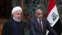 Ruhani: Irak'la birçok bölgesel konuda aynı görüşe sahibiz