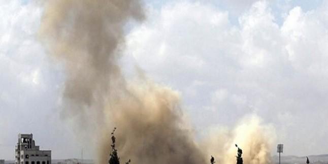 Katil Suud, Yemen'de hastaneye hava saldırısı düzenledi!