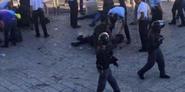 Foto: Filistinli Gençten ''Şehadet'' Operasyonu