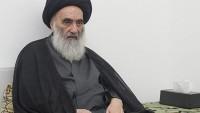 Ayetullah Sistani'den Hille terör olayına kınama