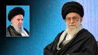 İmam Ali Hamanei 'den Ayetullah Erdebili'nin Vefatı Münasebetiyle Taziye Mesajı
