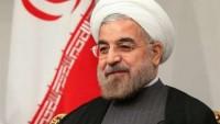 Ruhani: Tüm ihtilafların müzakere yoluyla çözülmesine çabalamalıyız
