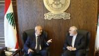 Fethali: İran, Lübnan ile savunma ilişkilerini geliştirmeye hazırdır