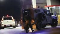İşgal Güçleri Batı Yaka'nın Güneyinde 4 Filistinliyi Gözaltına Aldı