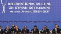 Uluslararası Suriye toplantısı Tahran'da tamamlandı