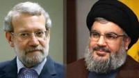 Laricani: Siyonist rejimin doğası bölge milletleri ve insanlık için tehdittir