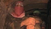 Gazze'de direniş tünelinin çökmesi sonucu iki HAMAS üyesi şehit oldu