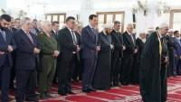 Beşşar Esad, Bayram Namazını Tartus'ta Kıldı
