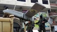 Hamas'ın İHA'sı Siyonistlere Korku Dolu Anlar Yaşattı