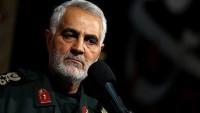 General Süleymani'den Trump'a: Savaşı siz başlatırsınız; kaderini biz belirleriz.