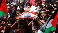 Kudüs İntifadası Şehitlerinin Sayısı 319 Oldu