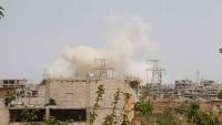 Afrin'de bomba yüklü bir araç infilak etti