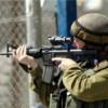 Gazze'de 5 Filistinli yaralandı