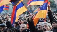 Ermenistan'ın öteki şehirleri de karışıyor