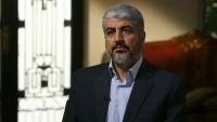 Halit meşal İslam ülkelerinden Kudüs'e destek vermelerini istedi