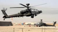 20 Amerikan helikopteri Yemen'e gönderildi