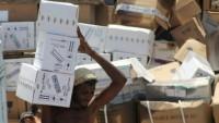 Dünya Kızılhaç Örgütü Arabistan'ın yardım önerisini reddetti