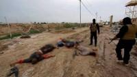Irakın Salaheddin ilinde 33 IŞİD Teröristi Öldürüldü