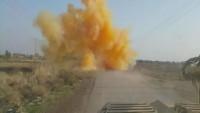 Türkiye, Irak Kürtlerine Karşı Kimyasal Kullanıyor