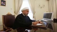 İran cumhurbaşkanı Ruhani'den Endonezya cumhurbaşkanına taziye mesajı