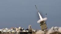 Direniş füzelerinden korkan İsrail, Tel-Aviv'in çevresine Demir Kubbe'yi yerleştirdi