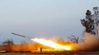 Bağdat'a roketli saldırı