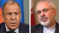 İran ve Rusya dışişleri bakanları görüştü