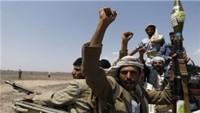 Yemenli güçler Arabistan'a karşı savaşta yeni silahlar elde ettiler