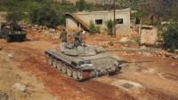 Suriye'de tarihi Palmira şehri kurtulmanın eşiğinde