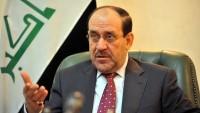 Maliki'den Ayetullah Sistani ve İran'a tebrik