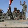 Rakka'nın Es Sevre petrol sahası Suriye ordusunun kontrolüne geçti