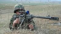 Azerbaycan askerleri Karabağ'da 7 Ermeni istihbaratçısını öldürdü