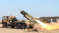 Arabistan askeri üsleri Yemen füzelerinin hedefi oluyor