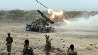 Yemen'in Marib bölgesindeki Suudi üsleri hedef alındı