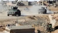 Irak Ordusu Ramadi Şehri Çevresinde Operasyonları Sürdürüyor